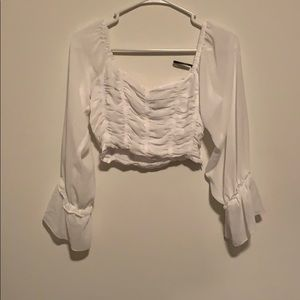 Forever 21 runched top Small